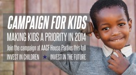 Campaign For Kids House Party Logo