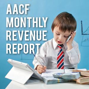 Monthly Revenue Report